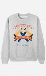 Sweat Sortez Les Vuvuzelas