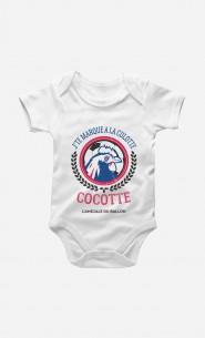 Body J'te Marque à la Culotte Cocotte