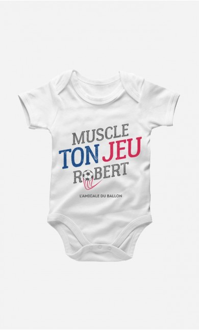 Body Muscle ton Jeu Robert