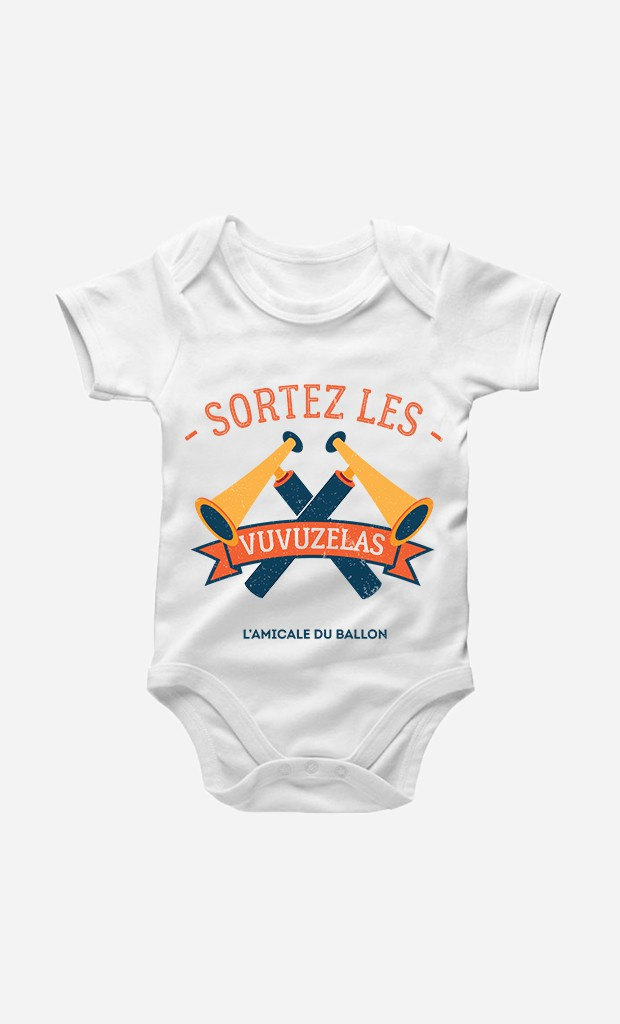 Body Sortez Les Vuvuzelas