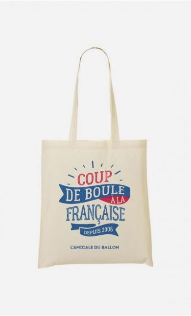 Tote Bag Coup de Boule à la Française