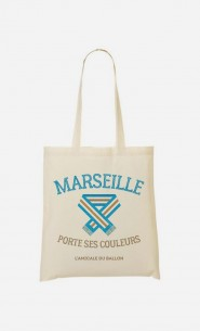 Tote Bag Marseille Porte ses Couleurs