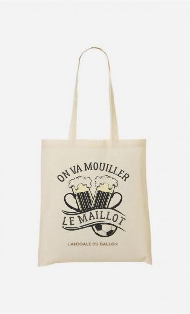 Tote Bag On Va Mouiller le Maillot