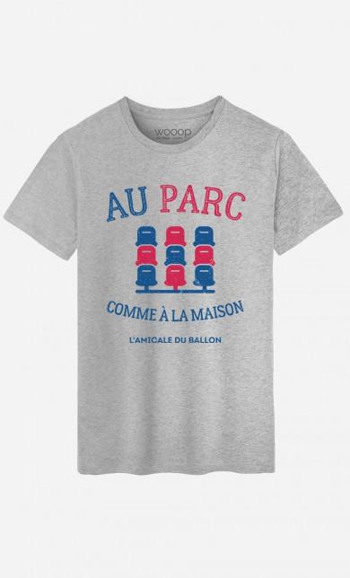 T-Shirt Au Parc Comme à la Maison
