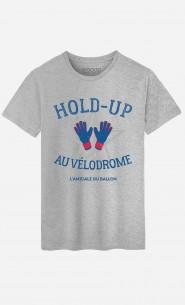 T-Shirt Homme Hold-Up au Vélodrome