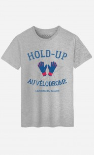 T-Shirt Hold-Up au Vélodrome