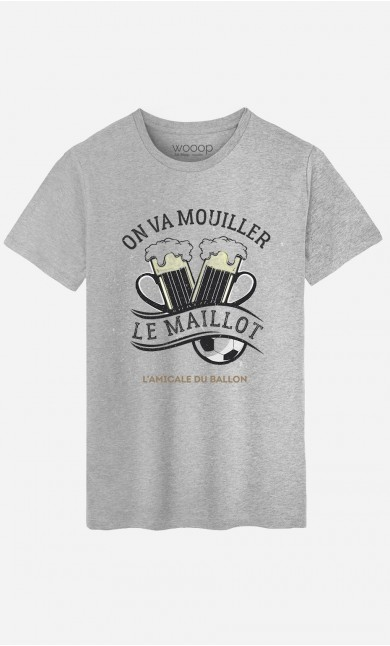 T-Shirt On Va Mouiller le Maillot