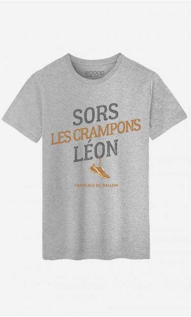 T-Shirt Sors Les Crampons Léon