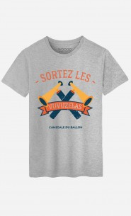 T-Shirt Homme Sortez Les Vuvuzelas