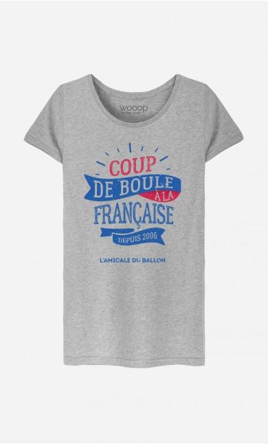 T-Shirt Coup de Boule à la Française