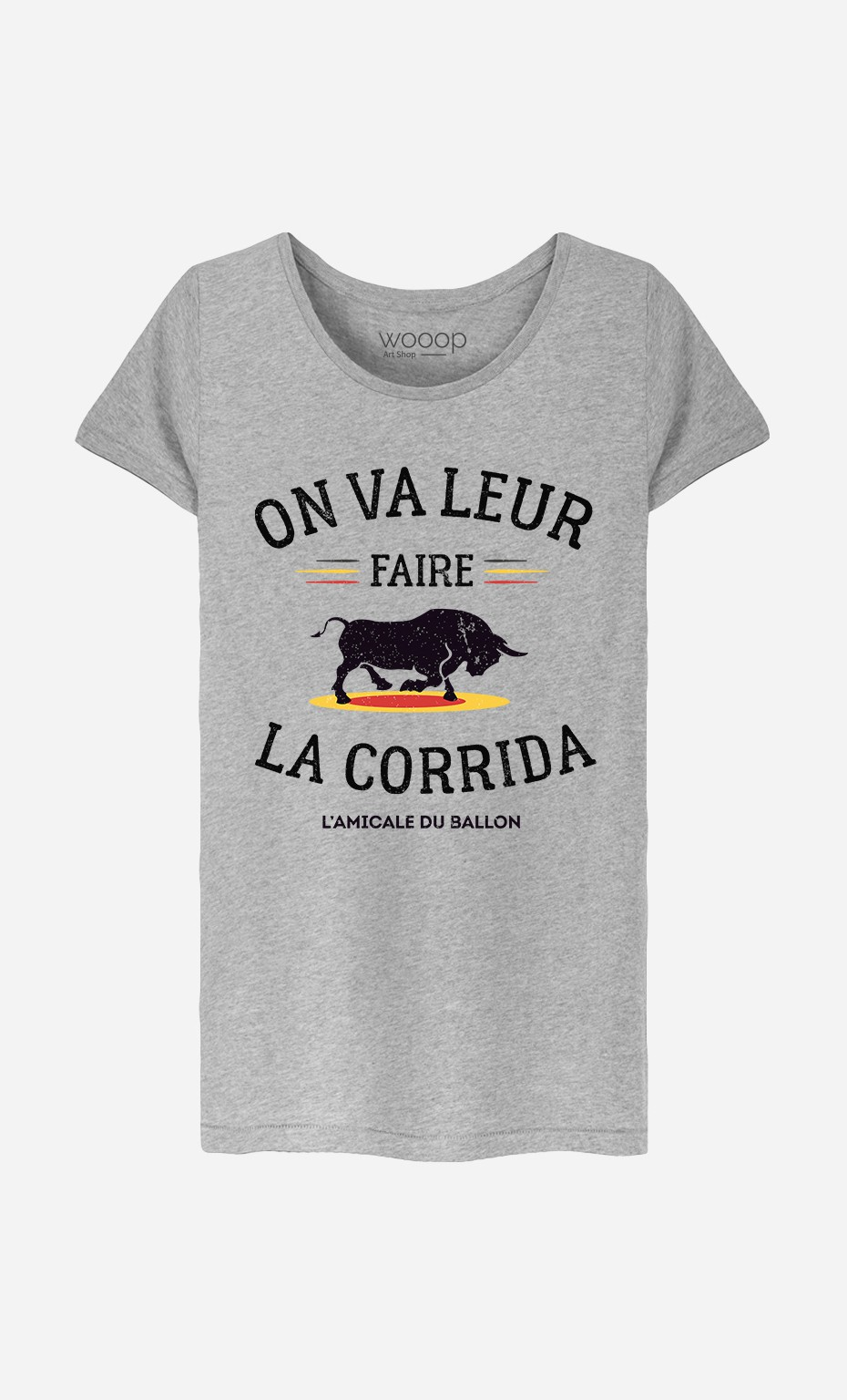 T-Shirt On Va Leur Faire La Corrida