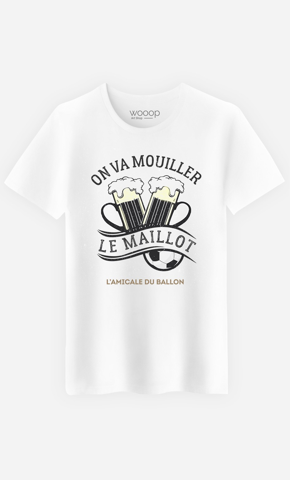 T-Shirt On Va Mouiller le Maillot