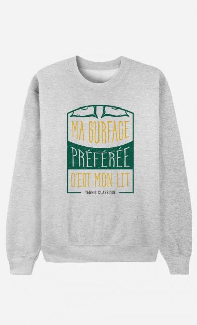 Sweater  Ma Surface Préférée c'est Mon Lit