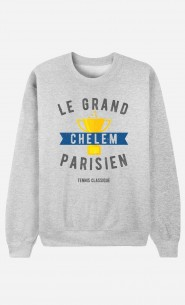 Sweat Homme Le Grand Chelem Parisien