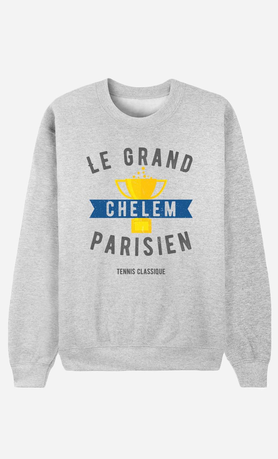 Sweat Le Grand Chelem Parisien