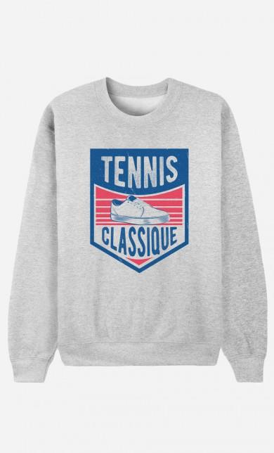 Sweater Tennis Classique