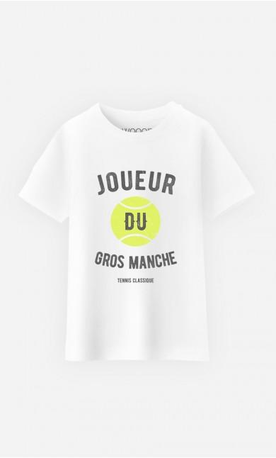 T-Shirt Enfant Joueur du Gros Manche