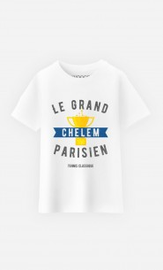 T-Shirt Enfant Le Grand Chelem Parisien
