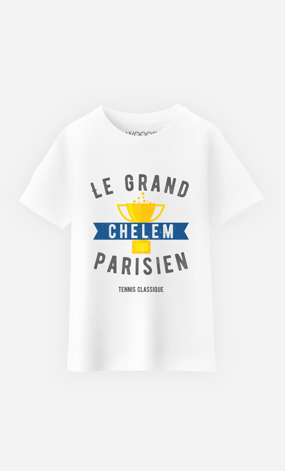T-Shirt Le Grand Chelem Parisien