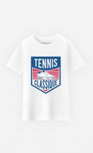 T-Shirt Enfant Tennis Classique