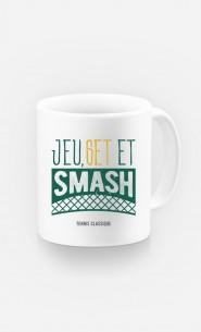 Mug Jeu Set et Smash