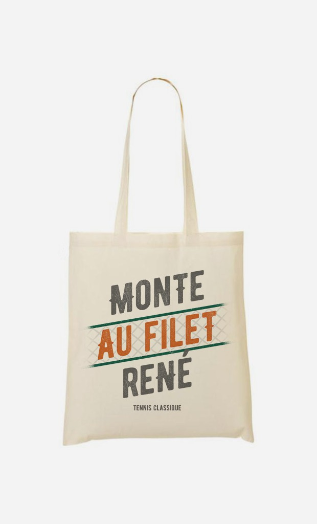 Tote Bag Monte au Filet René
