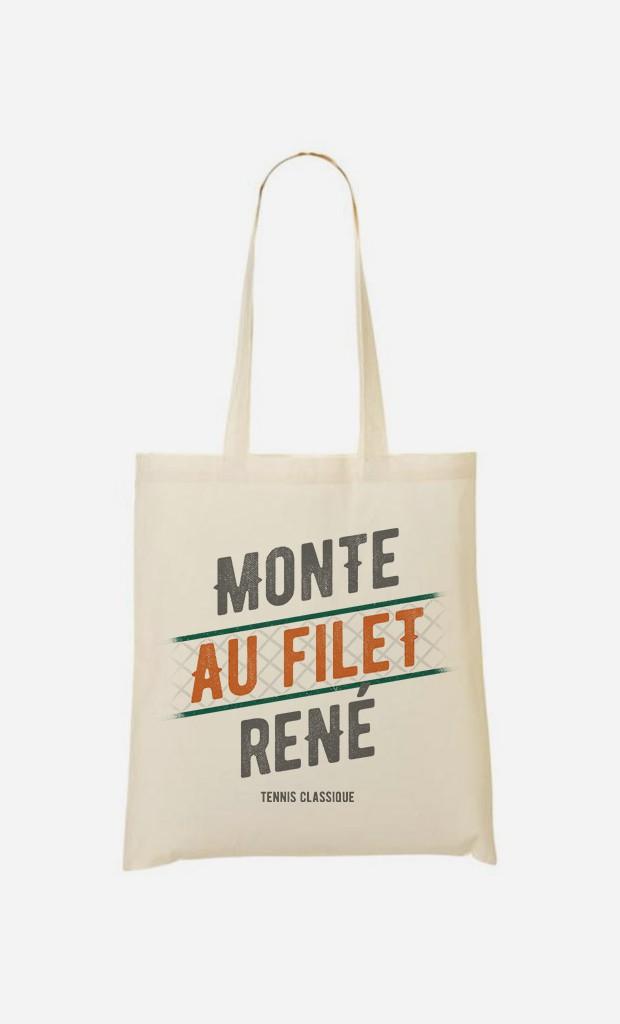 Tote Bag Monte au Filet René
