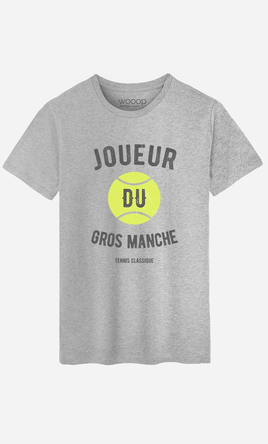 T-Shirt Homme Joueur du Gros Manche