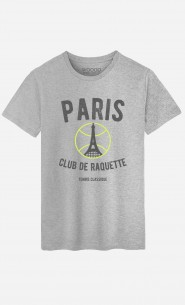 T-Shirt Homme Paris Club de Raquette