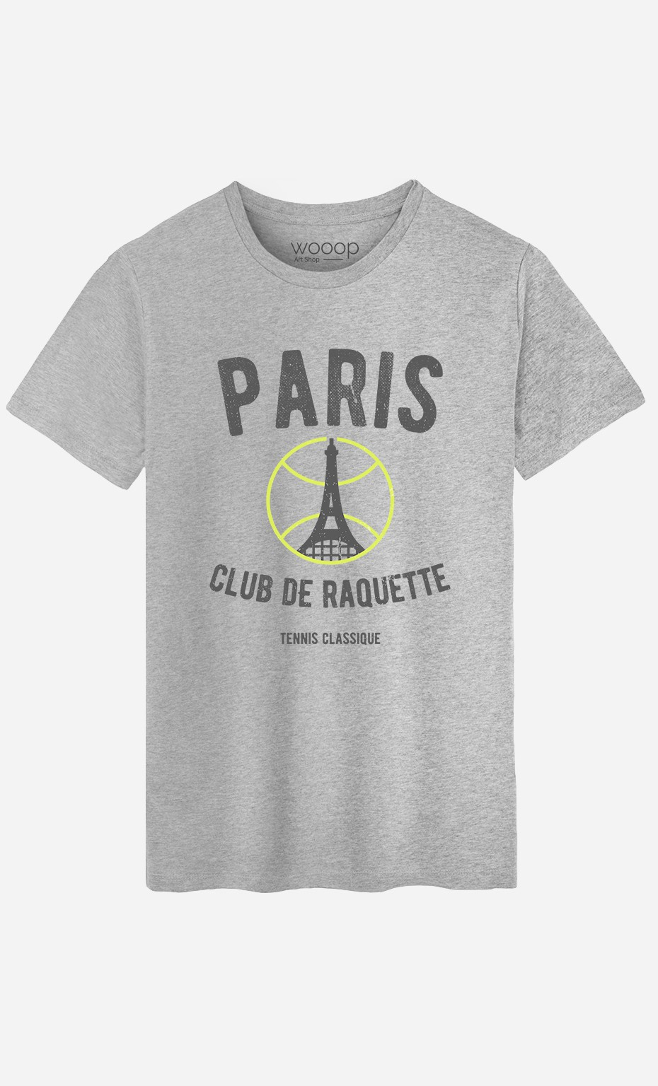 T-Shirt Paris Club de Raquette