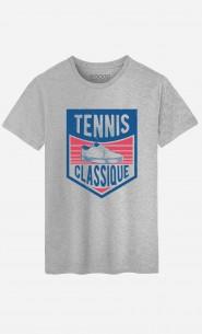 T-Shirt Homme Tennis Classique