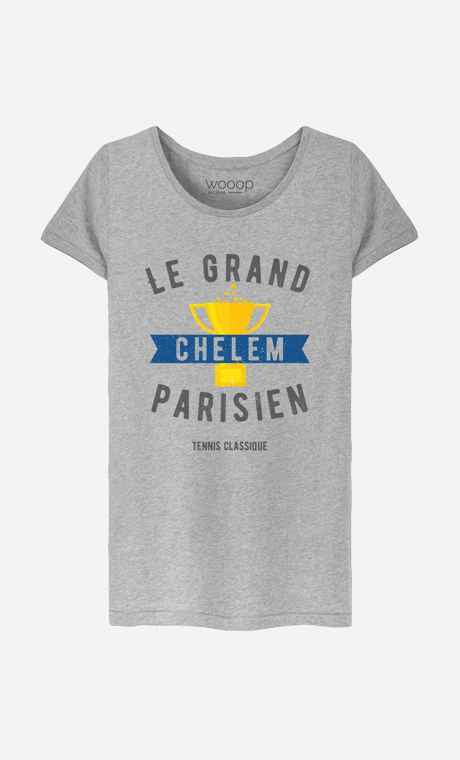 T-Shirt Le Grand Chelem Parisien