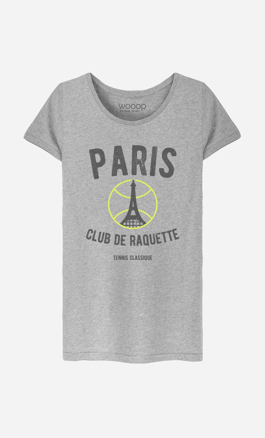 T-Shirt Paris Club de Raquette