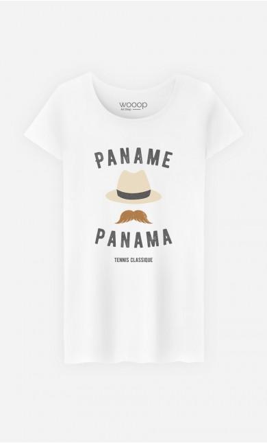 T-Shirt Femme Paname Panama