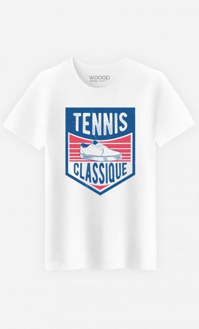 T-Shirt Tennis Classique