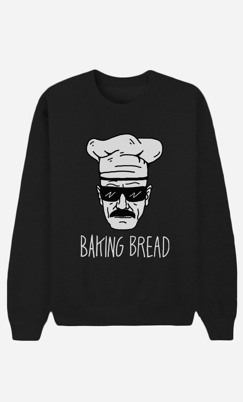Sweat Homme Baking Bread