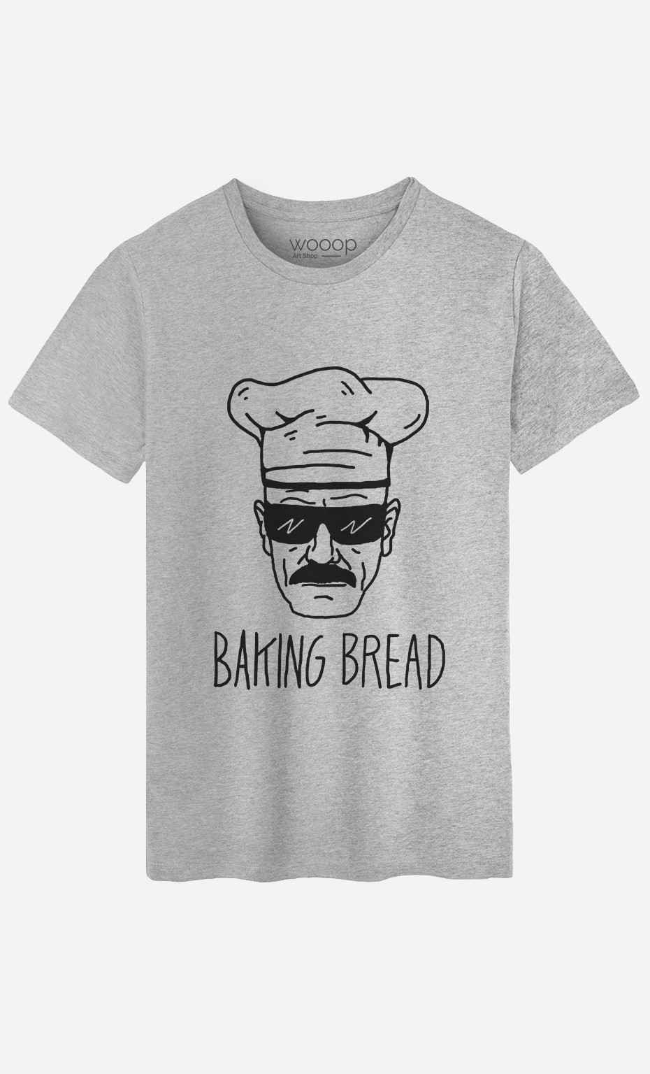 T-Shirt Homme Baking Bread