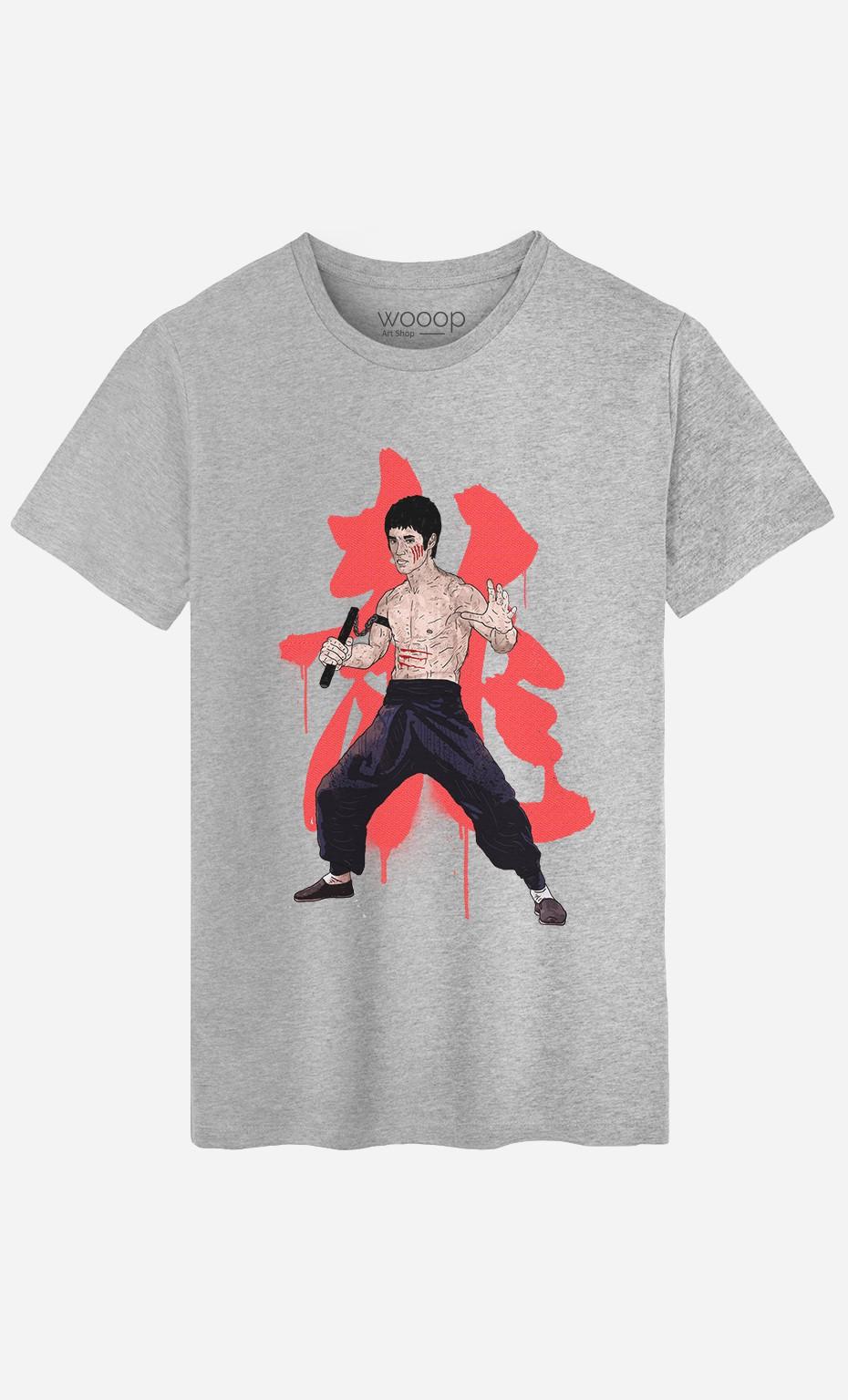 T-Shirt Homme Bruce Lee