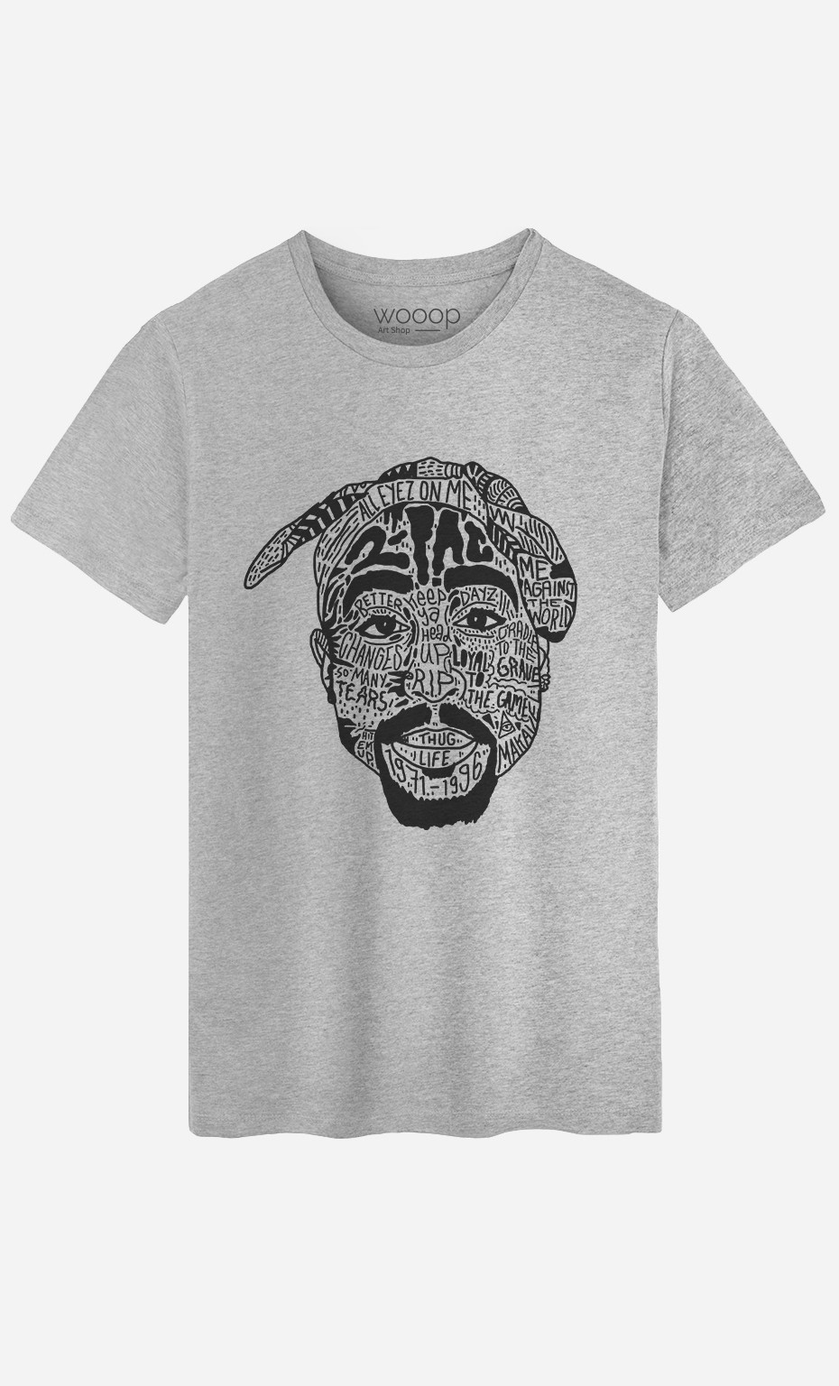 T-Shirt Tupac Shakur