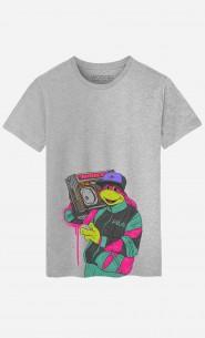 T-Shirt Vintage Turtle