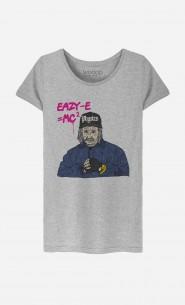 T-Shirt Femme Einstein