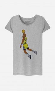 T-Shirt Femme Slam Dunk