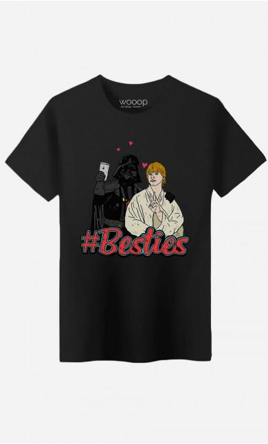 T-Shirt Luke & Dark Vador