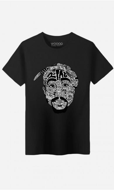 T-Shirt Homme Tupac Shakur