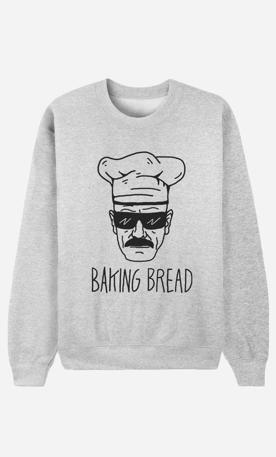 Sweat Femme Baking Bread