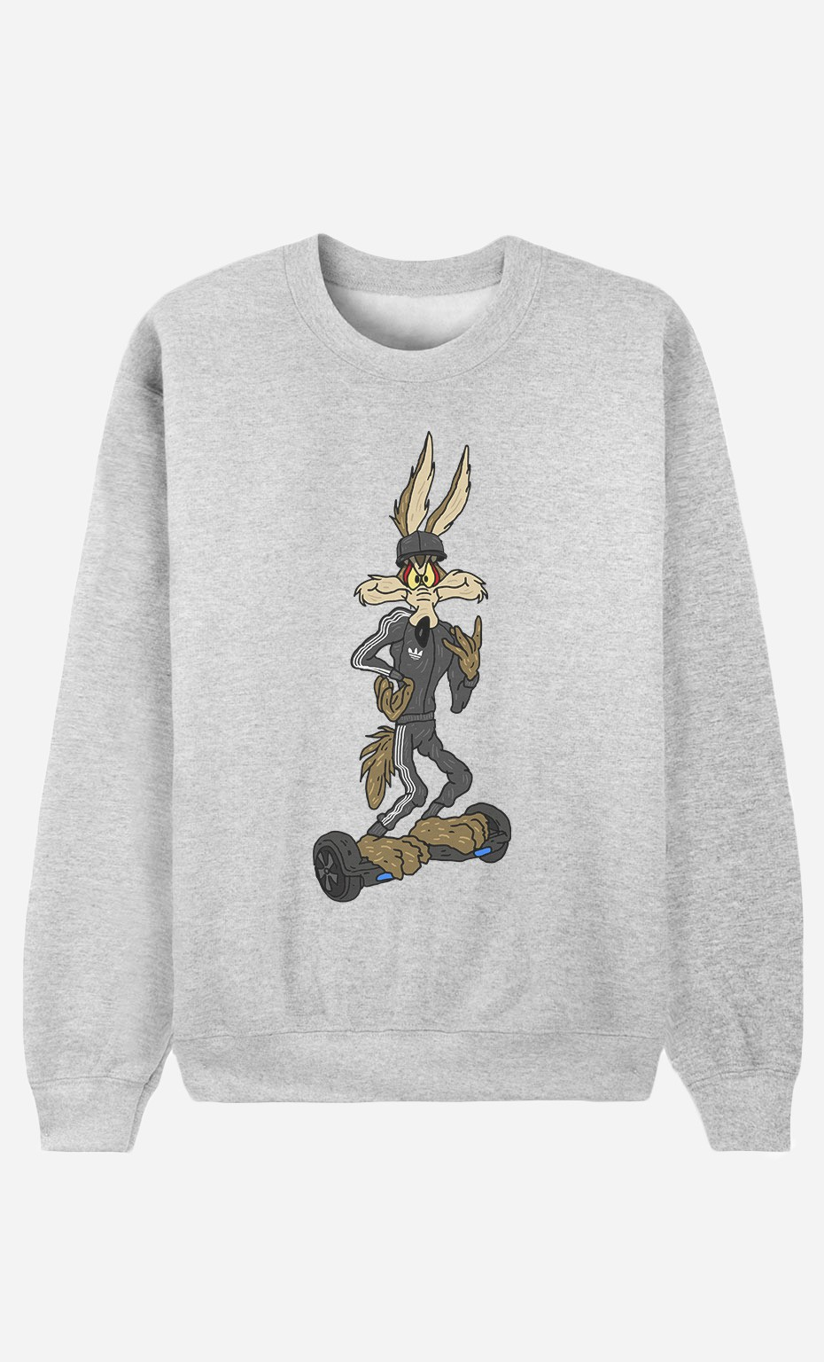 Sweat Femme Overboard Coyote
