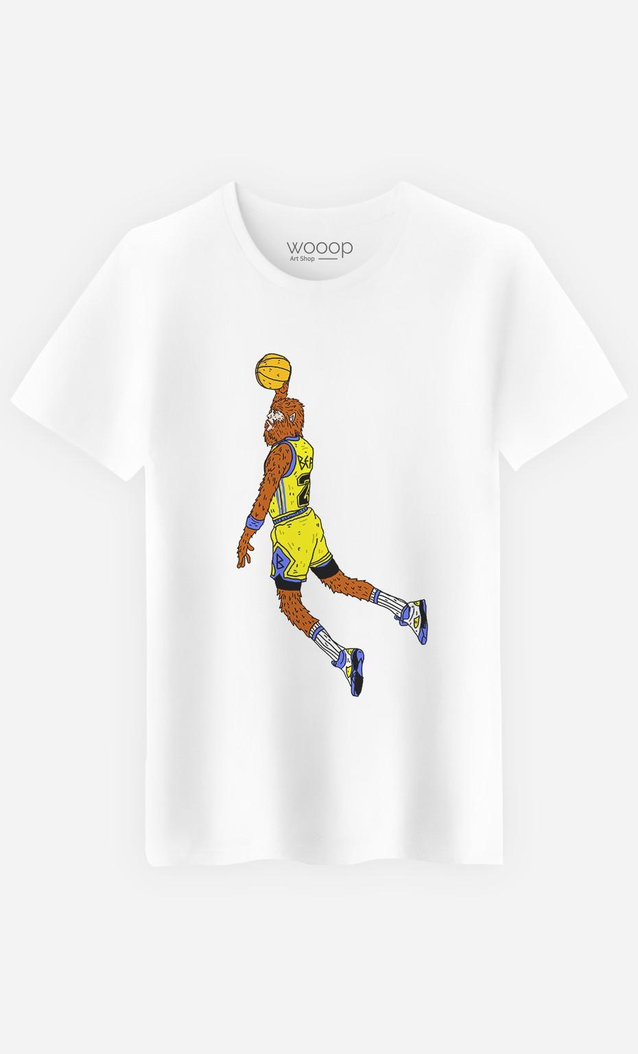 T-Shirt Homme Slam Dunk