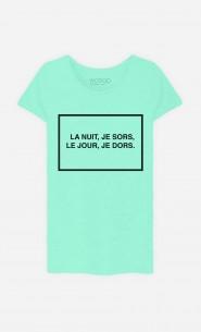 T-Shirt La Nuit Le Jour
