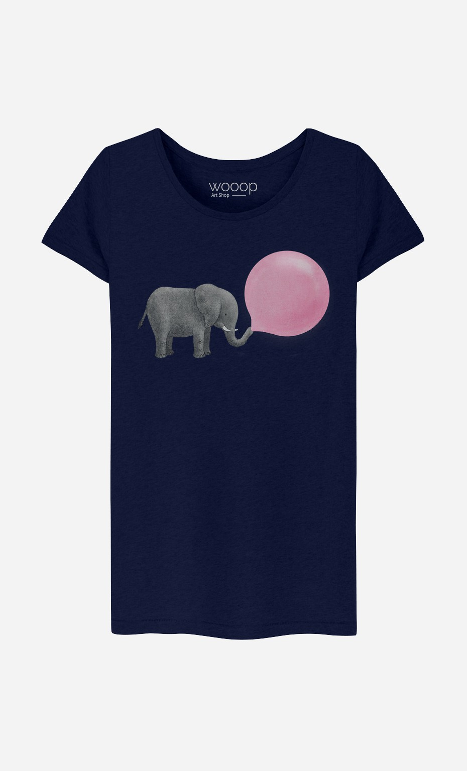 T-Shirt Femme Jumbo Bubble Gum
