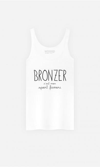 Débardeur Bronzer